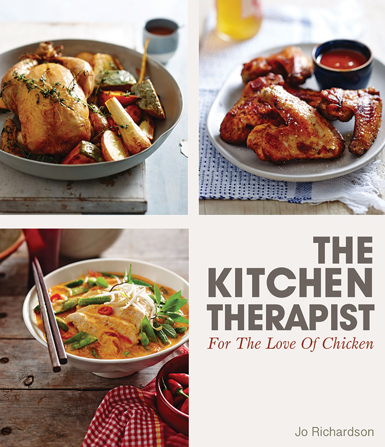 The Kitchen Therapist - For the Love of Chicken