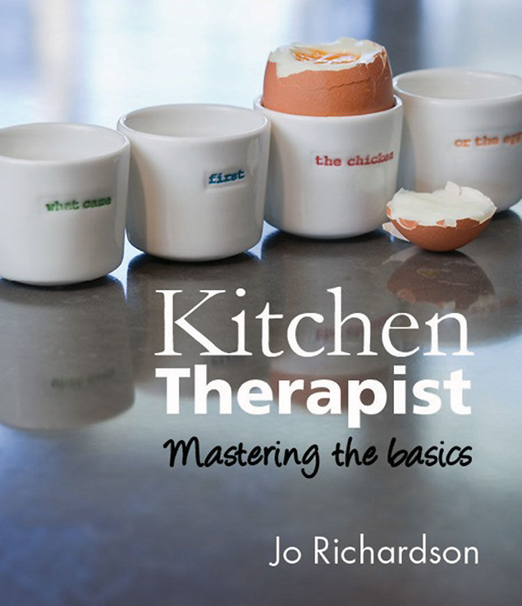 Kitchen Therapist: Mastering the Basics!